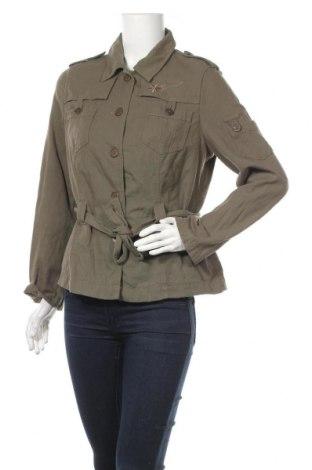 Дамско яке, Размер M, Цвят Зелен, Памук, Цена 9,45лв.