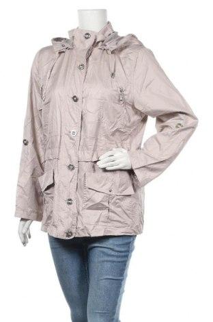 Дамско яке, Размер M, Цвят Сив, Полиестер, Цена 9,19лв.