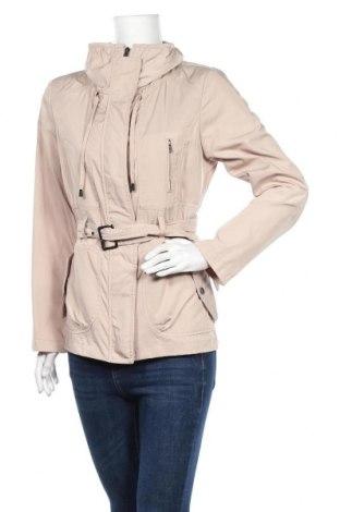 Дамско яке, Размер M, Цвят Бежов, Полиестер, Цена 14,18лв.