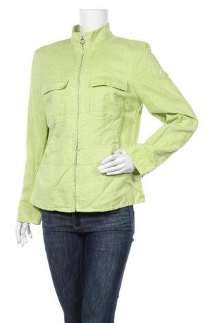Дамско яке, Размер M, Цвят Зелен, Цена 9,98лв.