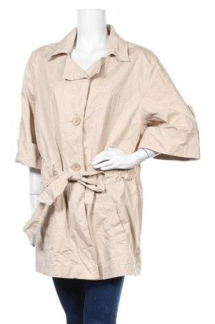 Дамски шлифер, Размер XXL, Цвят Бежов, Цена 14,64лв.