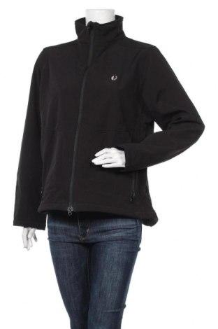 Дамско яке, Размер L, Цвят Черен, 96% полиестер, 4% еластан, Цена 17,49лв.