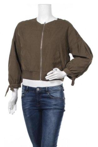 Дамско яке, Размер L, Цвят Зелен, Цена 8,40лв.