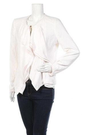 Дамско яке, Размер L, Цвят Бял, Полиестер, Цена 11,09лв.