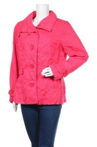 Дамско яке, Размер XL, Цвят Розов, Памук, Цена 34,02лв.