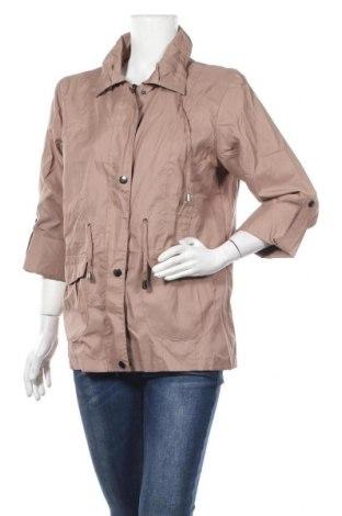 Дамско яке, Размер M, Цвят Бежов, Полиестер, Цена 27,98лв.