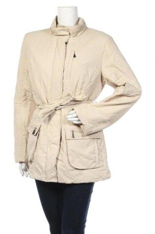 Дамско яке, Размер L, Цвят Бежов, Полиестер, Цена 14,70лв.