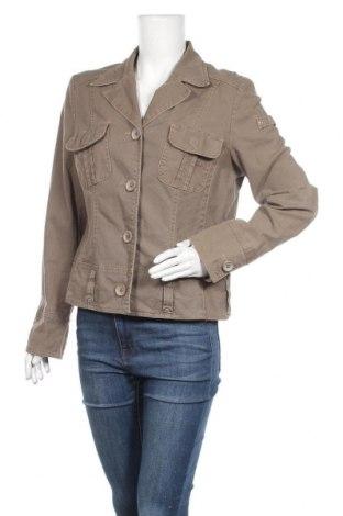 Дамско яке 17 & Co., Размер L, Цвят Кафяв, 98% памук, 2% еластан, Цена 9,45лв.