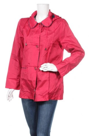 Дамско яке Anne De Lancay, Размер XL, Цвят Розов, Полиестер, Цена 8,82лв.
