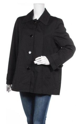 Дамско яке Anne Klein, Размер L, Цвят Черен, 58% памук, 42% полиестер, Цена 16,16лв.