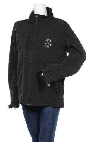 Γυναικείο μπουφάν B&C Collection, Μέγεθος XL, Χρώμα Μαύρο, 96% πολυεστέρας, 4% ελαστάνη, Τιμή 11,14€