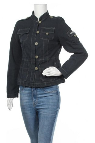 Γυναικείο μπουφάν Buffalo, Μέγεθος S, Χρώμα Μπλέ, Βαμβάκι, Τιμή 20,98€