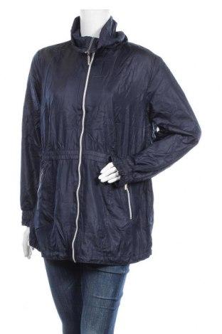 Дамско яке C&A, Размер XL, Цвят Син, Полиестер, Цена 12,37лв.
