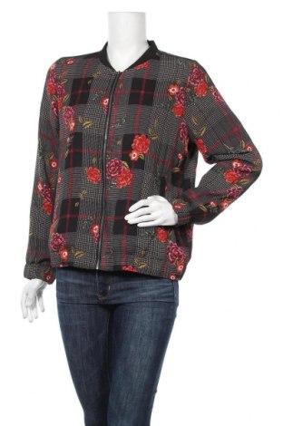 Γυναικείο μπουφάν Christopher & Banks, Μέγεθος M, Χρώμα Πολύχρωμο, Πολυεστέρας, Τιμή 8,87€