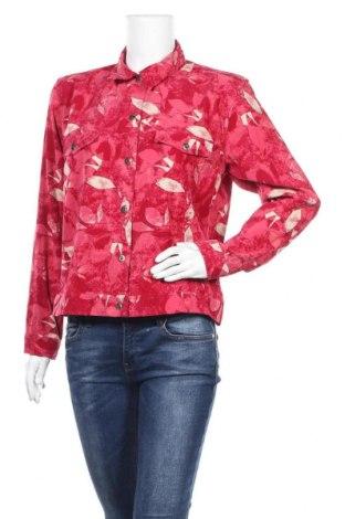 Γυναικείο μπουφάν Christopher & Banks, Μέγεθος L, Χρώμα Ρόζ , 97% πολυεστέρας, 3% ελαστάνη, Τιμή 8,31€
