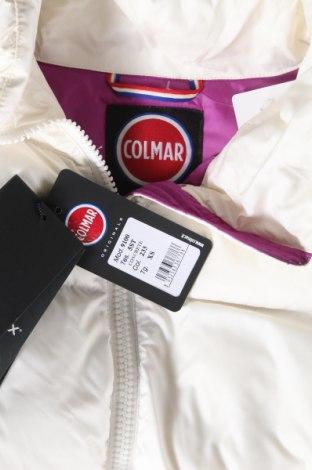 Дамско яке Colmar Originals, Размер XS, Цвят Бял, Полиамид, пух и пера, Цена 371,40лв.