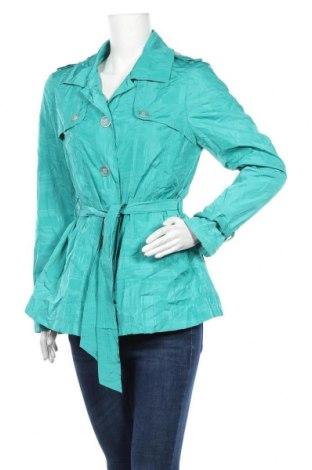 Дамско яке Designer S, Размер M, Цвят Зелен, Полиестер, Цена 9,98лв.