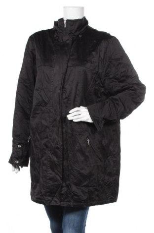 Дамско яке Devernois, Размер XL, Цвят Черен, 63% полиестер, 47% памук, Цена 18,90лв.