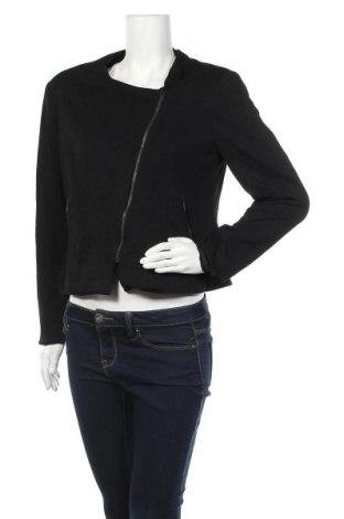 Γυναικείο μπουφάν Diana Ferrari, Μέγεθος M, Χρώμα Μαύρο, 65% βισκόζη, 30% πολυεστέρας, 5% ελαστάνη, Τιμή 11,82€