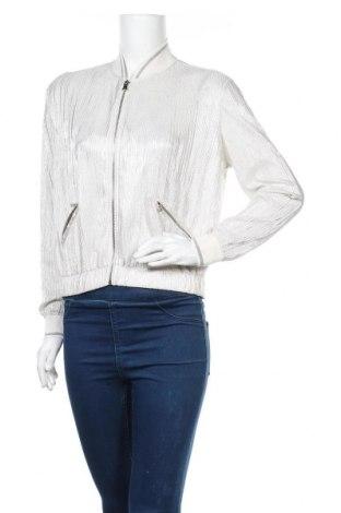 Γυναικείο μπουφάν Dilvin, Μέγεθος S, Χρώμα Γκρί, Πολυεστέρας, Τιμή 14,35€