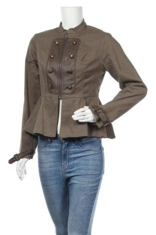 Γυναικείο μπουφάν Disney, Μέγεθος M, Χρώμα Πράσινο, 95% βισκόζη, 5% ελαστάνη, Τιμή 24,03€