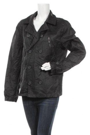 Дамско яке Dissident, Размер XL, Цвят Черен, Памук, Цена 17,48лв.