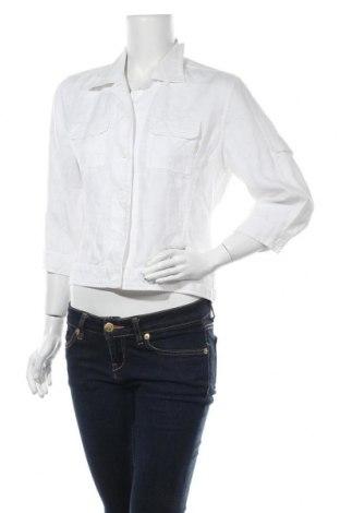 Дамско яке Esprit, Размер M, Цвят Бял, Цена 10,24лв.