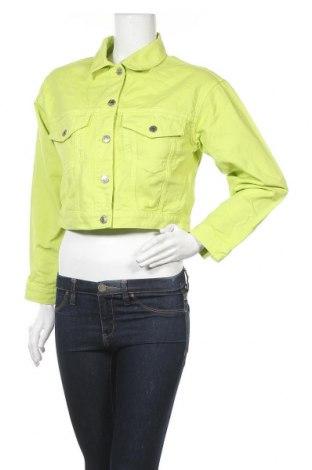 Дамско яке Even&Odd, Размер M, Цвят Зелен, Цена 38,85лв.