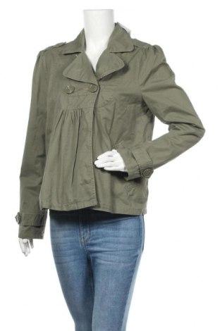 Γυναικείο μπουφάν Fishbone, Μέγεθος L, Χρώμα Πράσινο, Τιμή 7,27€