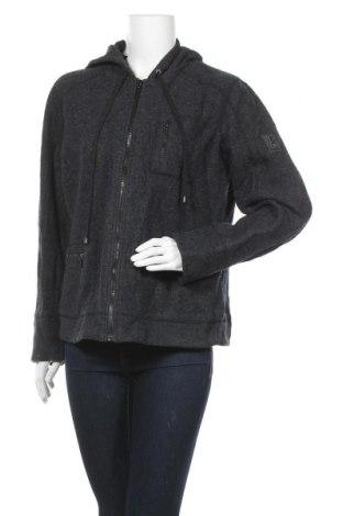 Γυναικείο μπουφάν Frieda & Freddies, Μέγεθος XL, Χρώμα Γκρί, 60% βισκόζη, 40% μαλλί, Τιμή 26,18€