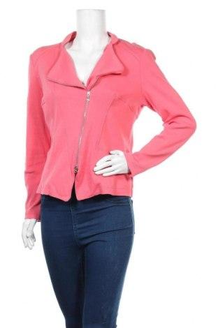 Γυναικείο μπουφάν G.W., Μέγεθος L, Χρώμα Ρόζ , Βαμβάκι, Τιμή 12,27€