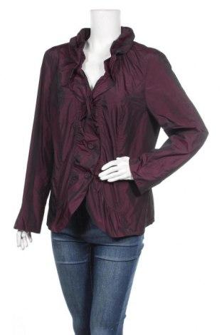 Γυναικείο σακάκι G.W., Μέγεθος XL, Χρώμα Βιολετί, Πολυεστέρας, Τιμή 8,64€