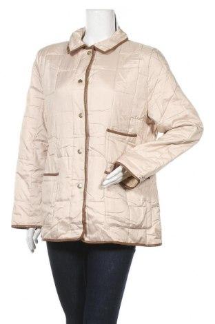 Γυναικείο μπουφάν G.W., Μέγεθος L, Χρώμα  Μπέζ, 85% πολυεστέρας, 15% πολυαμίδη, Τιμή 13,18€
