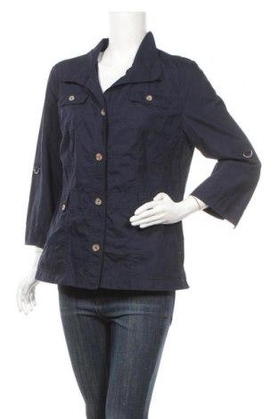 Γυναικείο μπουφάν G.W., Μέγεθος L, Χρώμα Μπλέ, Τιμή 10,46€