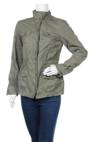 Γυναικείο μπουφάν Garden Romantic, Μέγεθος M, Χρώμα Πράσινο, 100% βαμβάκι, Τιμή 7,50€