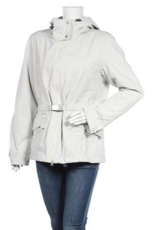 Γυναικείο μπουφάν Geox, Μέγεθος XL, Χρώμα Γκρί, Πολυαμίδη, Τιμή 36,58€