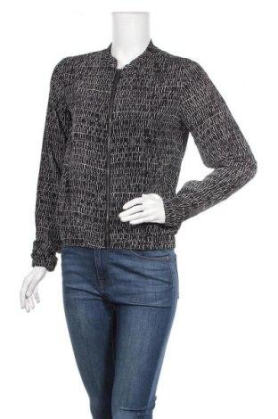 Дамско яке Gina, Размер M, Цвят Черен, Полиестер, Цена 8,40лв.