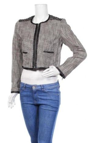 Дамско яке H&M, Размер L, Цвят Сив, 100% памук, Цена 8,40лв.