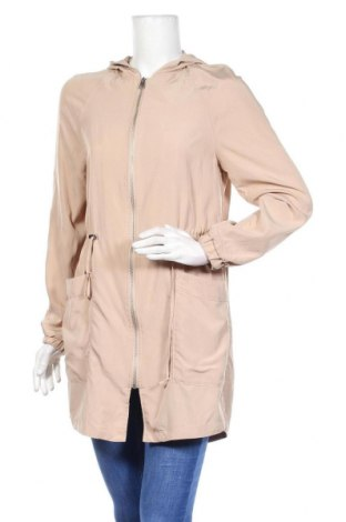 Дамско яке H&M Divided, Размер S, Цвят Бежов, 72% модал, 28% полиестер, Цена 36,00лв.