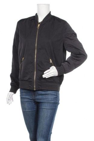 Дамско яке H&M L.O.G.G., Размер M, Цвят Черен, Полиестер, Цена 30,24лв.