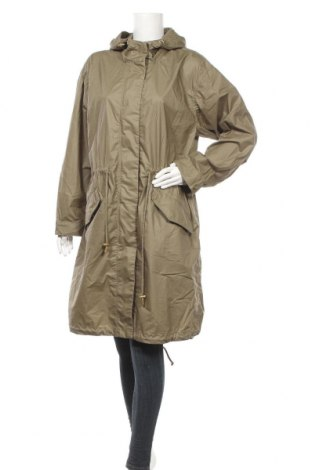 Дамско яке H&M L.O.G.G., Размер S, Цвят Зелен, 65% полиестер, 35% памук, Цена 12,60лв.