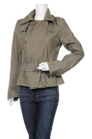 Дамско яке Imperial, Размер M, Цвят Зелен, 63% памук, 37% полиамид, Цена 10,14лв.