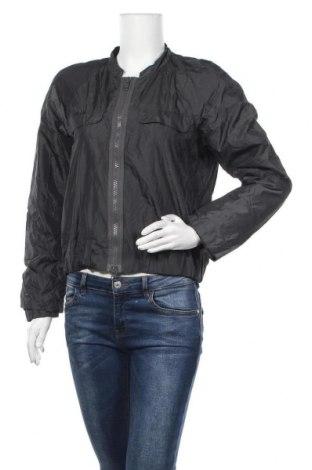 Дамско яке In Wear, Размер M, Цвят Сив, 62% полиамид, 38% полиестер, Цена 9,47лв.