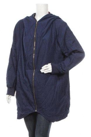 Дамско яке L.B.C, Размер XL, Цвят Син, 90% полиестер, 10% памук, Цена 14,90лв.