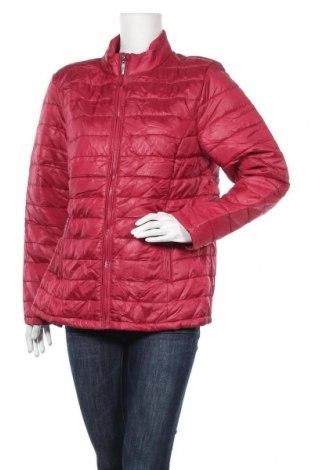 Дамско яке Laura Torelli, Размер L, Цвят Червен, Полиестер, Цена 31,92лв.