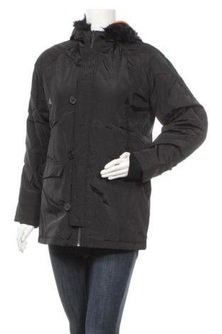 Дамско яке Laura Torelli, Размер M, Цвят Черен, Полиестер, Цена 41,58лв.