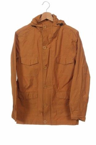 Дамско яке Line, Размер XS, Цвят Жълт, 60% памук, 40% полиамид, Цена 12,47лв.