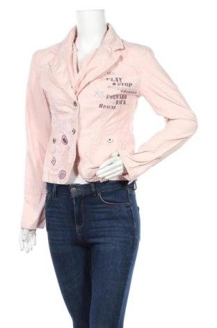 Дамско яке Madonna, Размер M, Цвят Розов, Памук, Цена 9,98лв.
