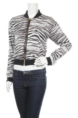 Γυναικείο μπουφάν Madonna, Μέγεθος S, Χρώμα Λευκό, Πολυεστέρας, Τιμή 9,32€
