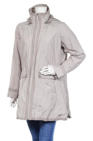 Дамско яке Mariposa, Размер XL, Цвят Сив, 50% полиестер, 45% памук, 5% метални нишки, Цена 22,68лв.